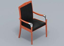 中式椅子模型