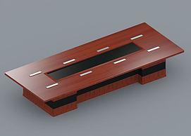 会议桌模型