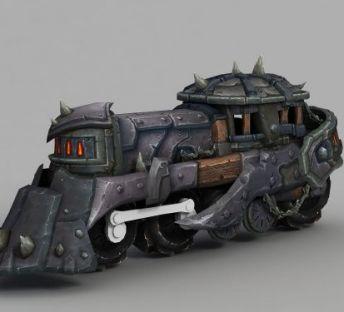 魔兽世界战车