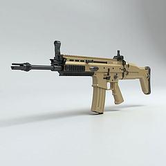 SCAR-L突击步枪模型3d模型