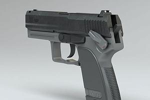 HK_USP手枪