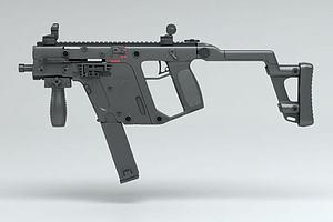 VECTOR冲锋枪