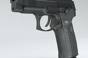 MP443乌鸦半自动手枪
