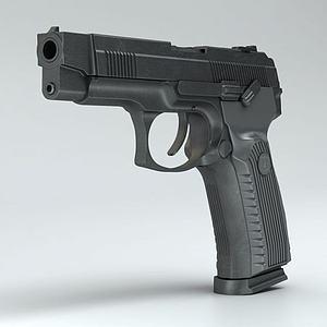 MP443乌鸦半自动手枪模型