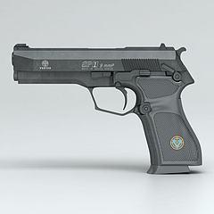 维克托SP(VEKTORSP)手枪模型3d模型