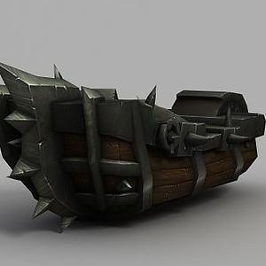 魔兽世界6.2PTR新舰船模型