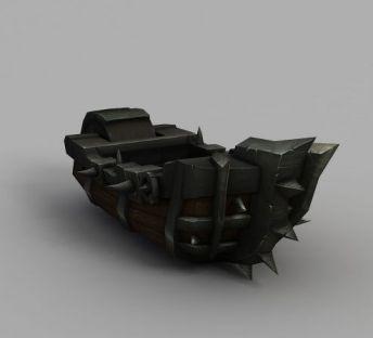 魔兽世界战船