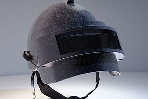 吃鸡三级头盔