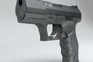 沃尔特P99手枪