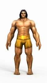 wow魔兽世界角色模型