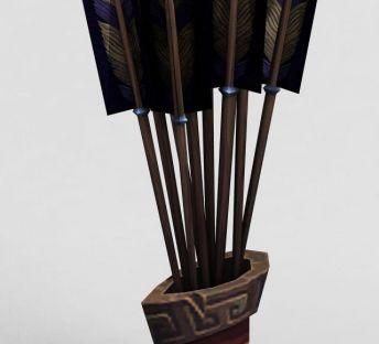 魔兽世界游戏箭筒