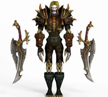 wow魔兽世界角色道具装备