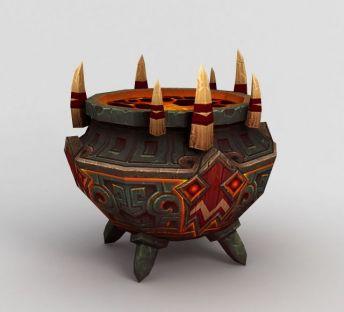 魔兽世界游戏铜炉