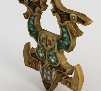 魔兽世界游戏装饰