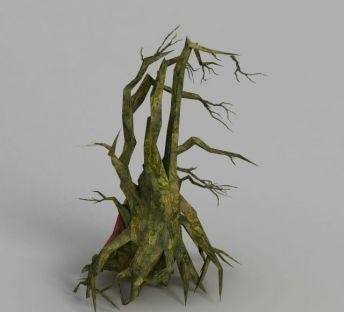 魔兽世界枯树