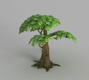 魔兽世界树木