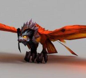 魔兽世界猎鹰