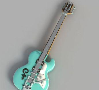 游戏吉他饰品装饰