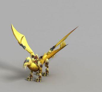 魔兽世界金鸟坐骑