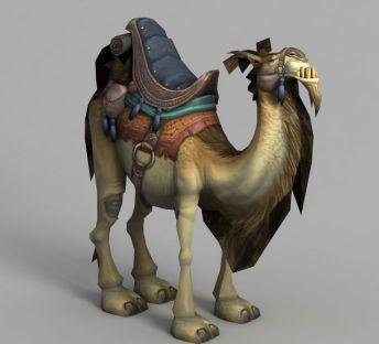 魔兽世界骆驼坐骑