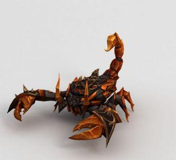 魔兽世界蝎子坐骑