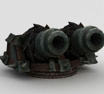魔兽世界大炮