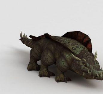 魔兽世界鳄鱼坐骑