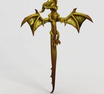 魔兽世界武器装备