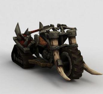 魔兽世界摩托车