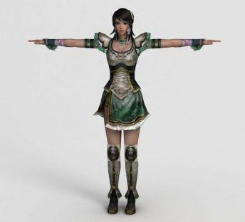 三国游戏人物角色系列