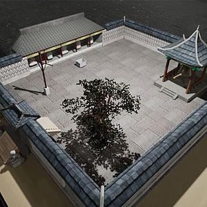 石佛寺模型