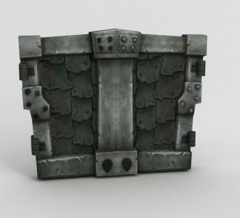 魔兽世界石门