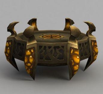 魔兽世界桌子