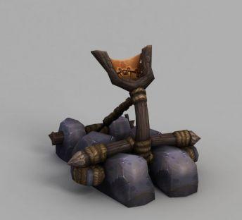 魔兽世界装备投石器