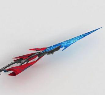 游戏刀剑道具