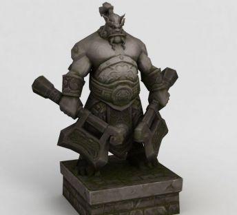 魔兽世界石头巨人