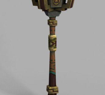 魔兽世界灯柱