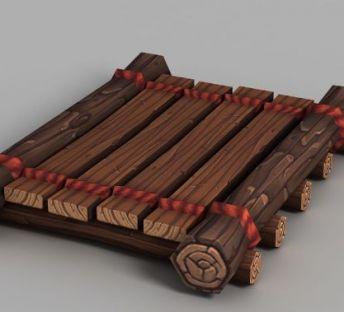 魔兽世界木筏