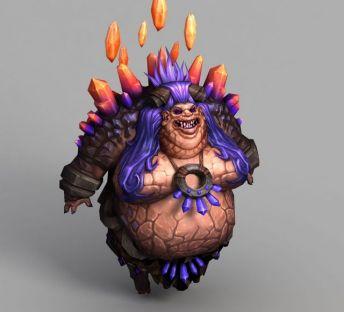 魔兽世界游戏角色形象