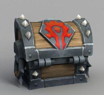 魔兽世界箱子