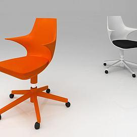 时尚椅子模型
