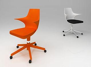 时尚椅子3d模型