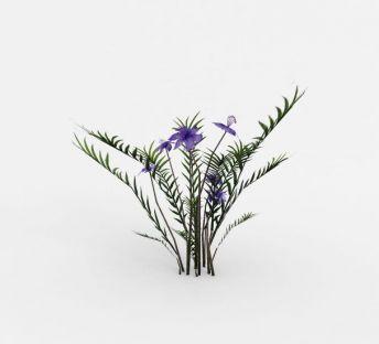 魔兽世界灌木花游戏装饰