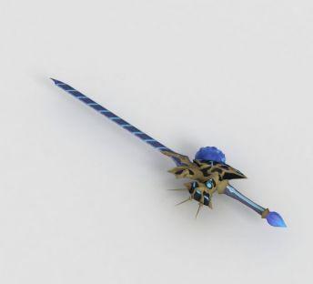 游戏动漫刀剑装备