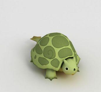 动漫小乌龟