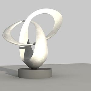 3d現代<font class='myIsRed'>雕塑</font>模型