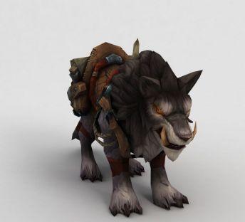 魔兽世界狼坐骑