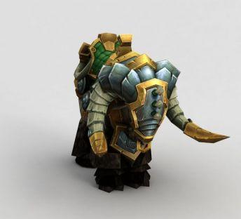 魔兽世界大象坐骑