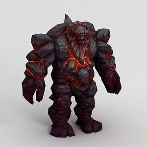 wow魔兽世界角色模型3d模型