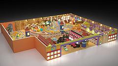 儿童乐园模型3d模型